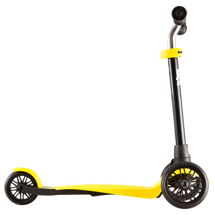 滑板車外殼B1 - 黃色