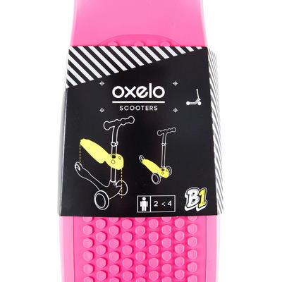 قاعدة سكوتر OXELO B1 - وردية اللون