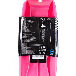 滑板車外殼B1 - 粉紅色