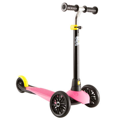 Base Patineta Scooter Oxelo B1 Niños Rosada