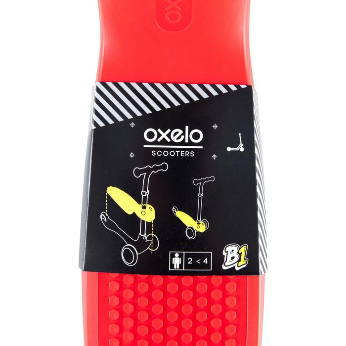 Base Patinete Scooter Oxelo B1 Niños Rojo