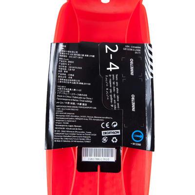 Base Patineta Scooter Oxelo B1 Niños Rojo