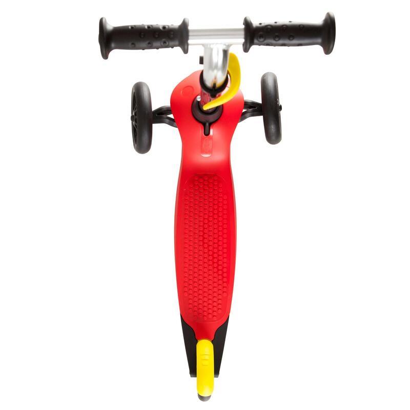 Scooter Gövdesi B1 - Kırmızı