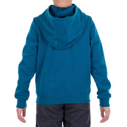 Hoodie racketsporten Soft kinderen - 48366