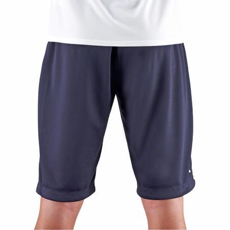 T500 Adult Long Shorts - Blue