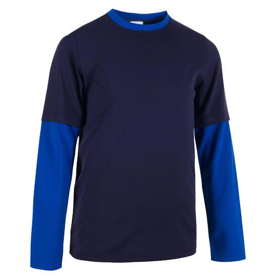 Sportshirt racketsporten Essential thermic kinderen - 48422