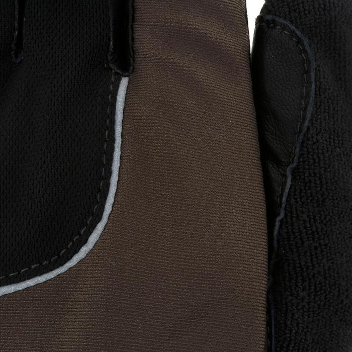 Paardrijhandschoenen PRO'LEATHER voor volwassenen - 4847