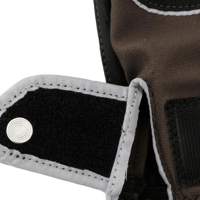 Paardrijhandschoenen PRO'LEATHER voor volwassenen - 4851