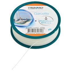 Cordage fil à surlier bateau 1,2mm x 50m blanc