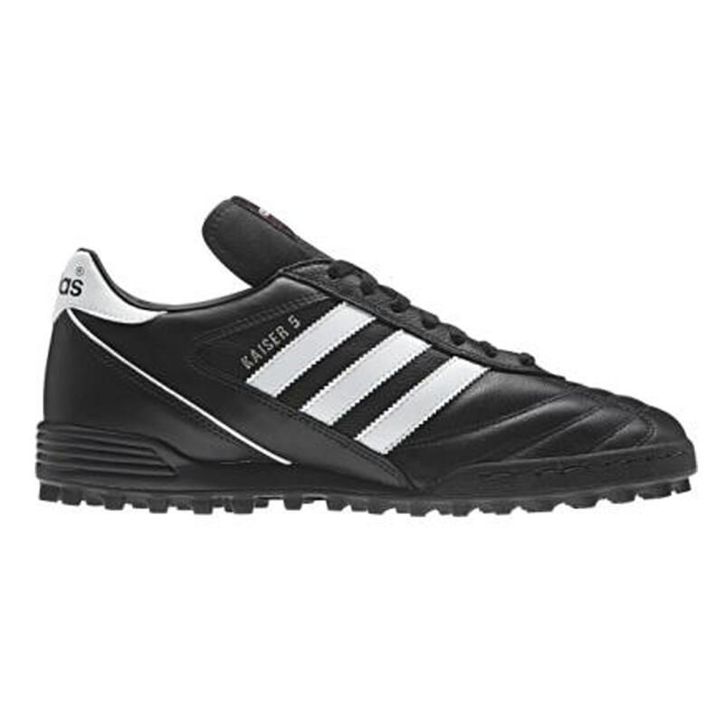 Botas de fútbol Adidas Kaiser 5 Team TF adulto negras
