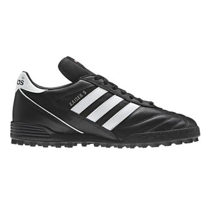 Voetbalschoenen voor volwassenen Adidas Kaiser 5 Team HG zwart