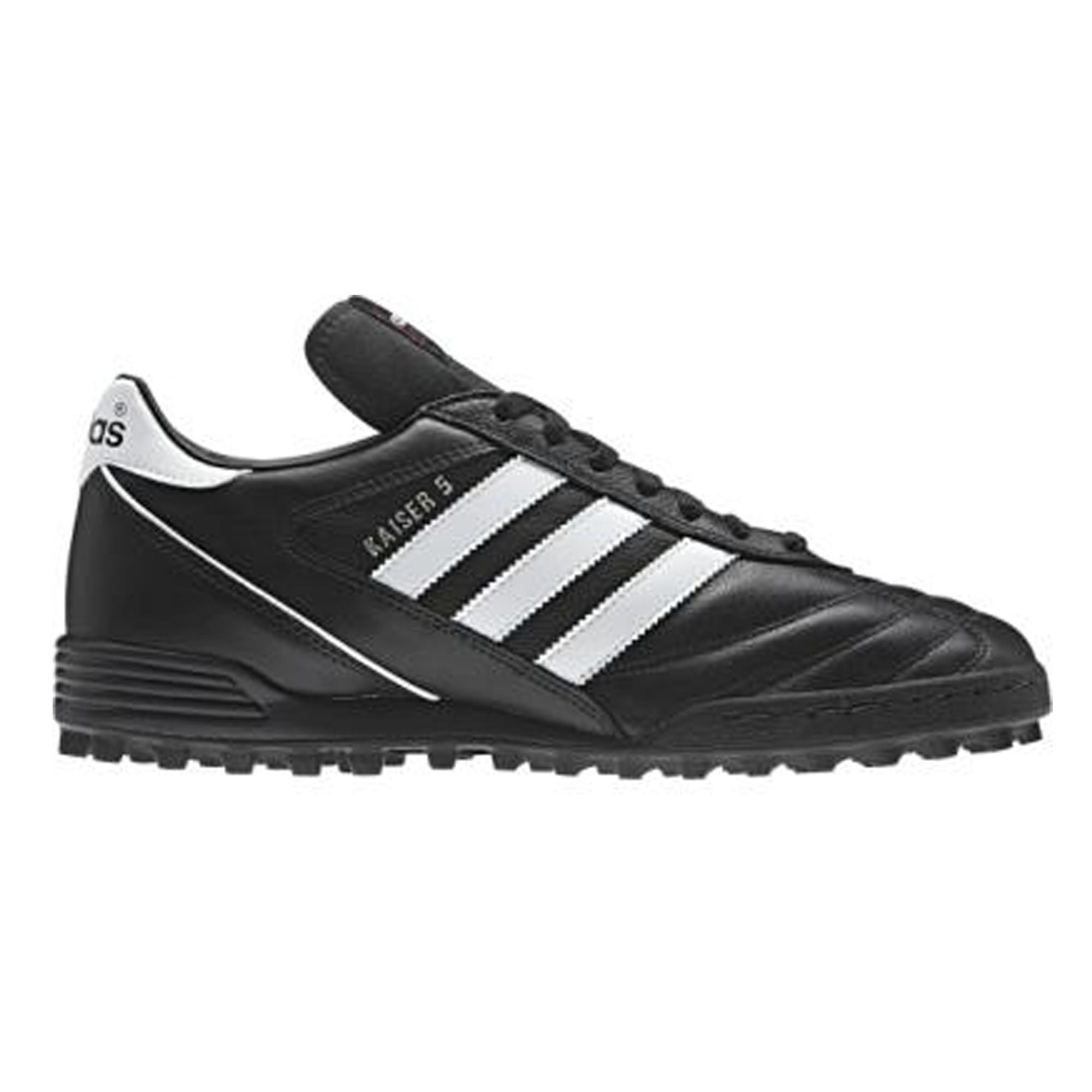 Chaussure football Adidas Kaiser 5 Team HG adulte noire