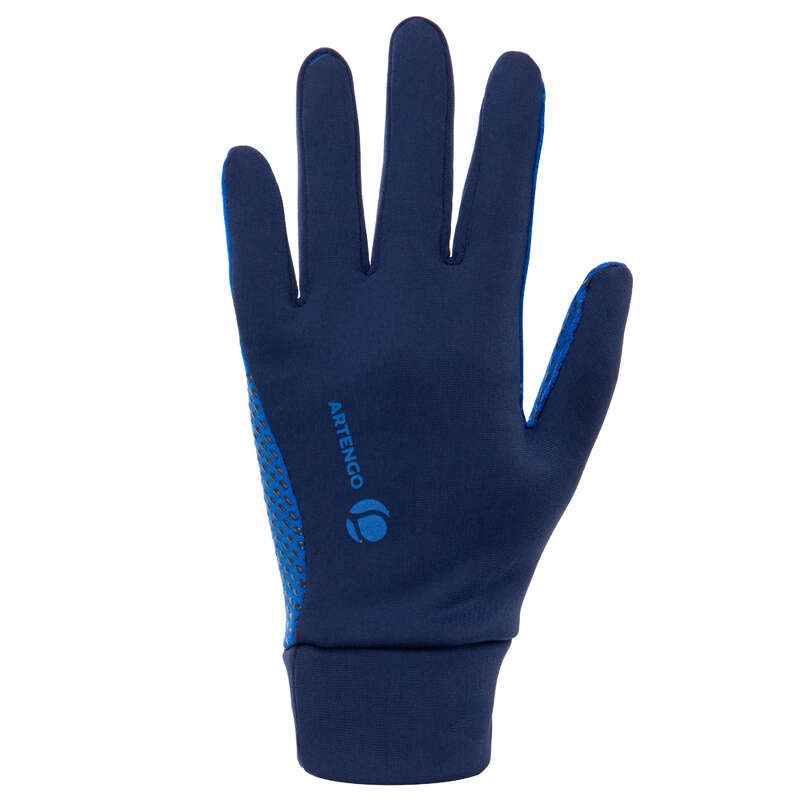 APPAREL ACCESSORIES Squash - Kids' Thermal Tennis Gloves ARTENGO - Squash