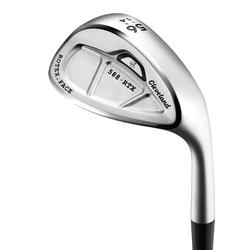 Golf wedge voor heren rechtshandig RTX 1 Satin Chrome