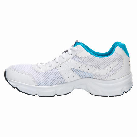 EKIDEN 50 WOMEN'S WELLNESS RUNNING SHOES - WHITE