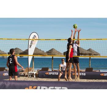 Filet de beach-volley BV700 jaune - 489656