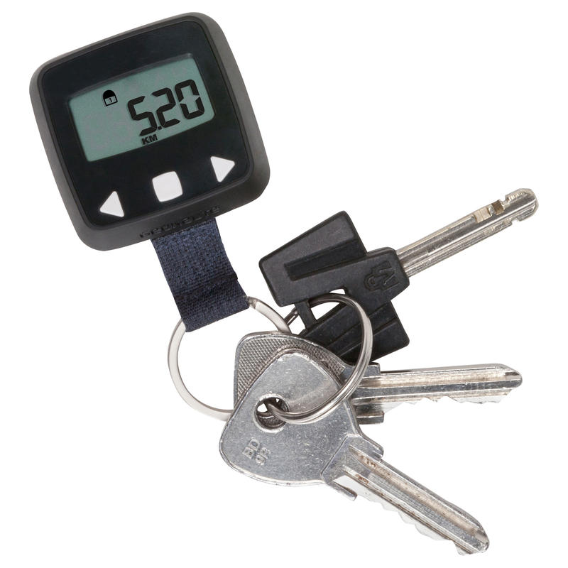 ONwalk 100 Accelerometer Pedometer Black