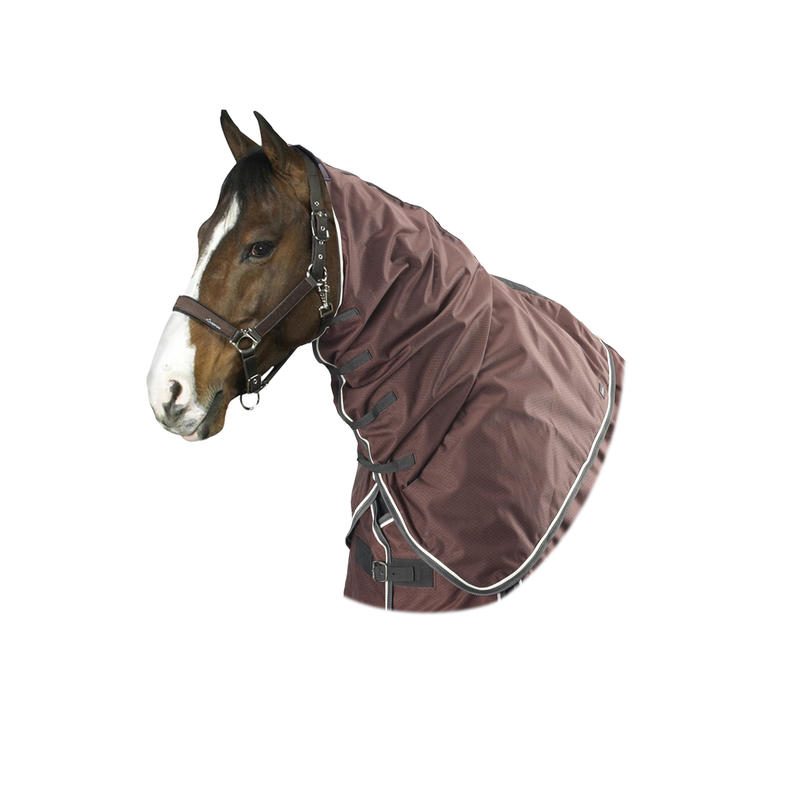 Allweather Light Horseback Riding Neck Cover - Brown