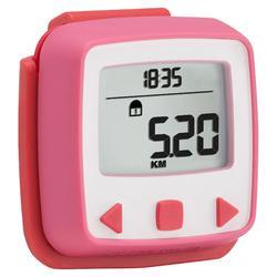 Schrittzähler Beschleunigungsmesser ONwalk 500 rosa