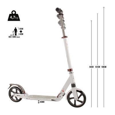 ស្គុទ័រTown 7 XL Adult Scooter - ពណ៌ស