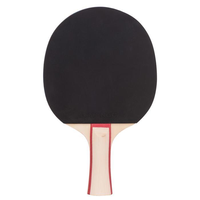 桌球拍2入組FR 130(附3顆球)