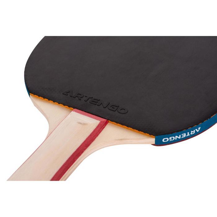 Tischtennisset PPR 130/FR 130 Indoor 2 Schläger und 3 Bälle