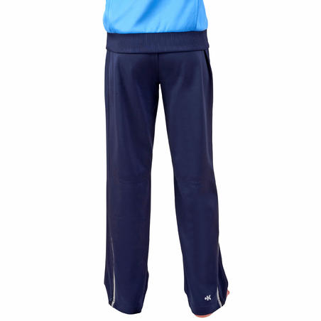 T500 Junior Training Sweatpants - Blue