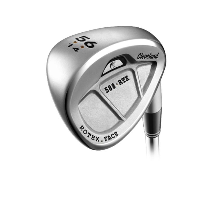 wedge Golf Homme droitier RTX 1 Satin Chrome - 500245