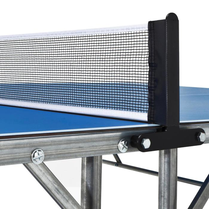 Postes para la mesa de ping pong Artengo FT 720 Outdoor.