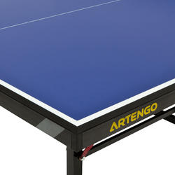 Tafeltennistafel indoor FT950 club FFTT blauw - 501167