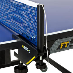 Tafeltennistafel indoor FT950 club FFTT blauw - 501170