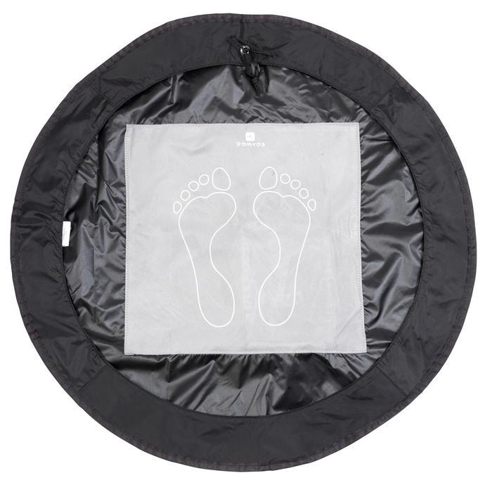 Bolsa de fitness negro PTWO