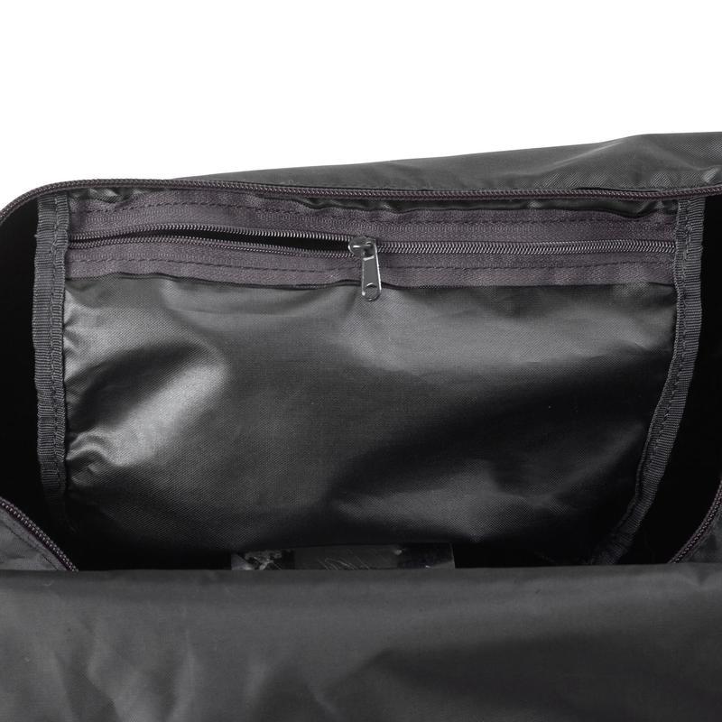 ca816495b94c Fold-Down Cardio Fitness Bag 30L - Black