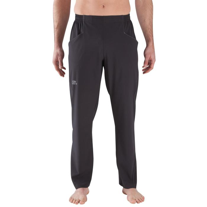 PANTALON RUNNING HOMME RUN DRY NOIR - 502456