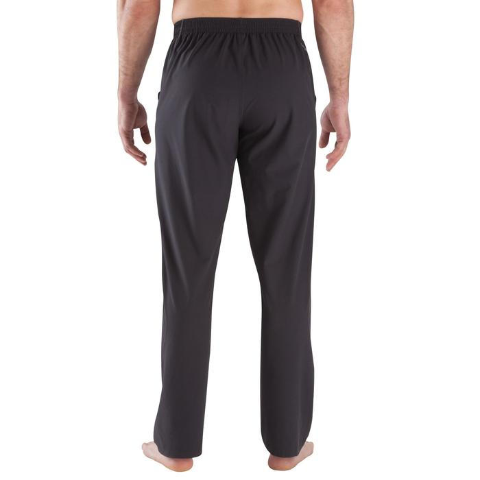 PANTALON RUNNING HOMME RUN DRY NOIR - 502461