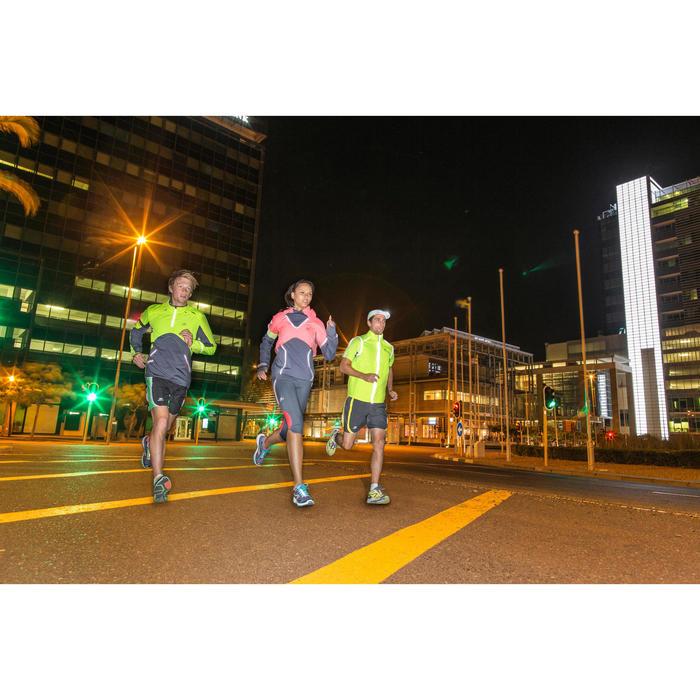Brazalete Seguridad Running Kalenji Amarillo Fluorescente