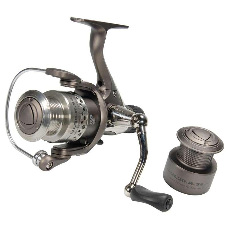 NAVIJÁKY LIGHT Rybolov - NAVIJÁK UL20 R5C CAPERLAN - Rybářské vybavení