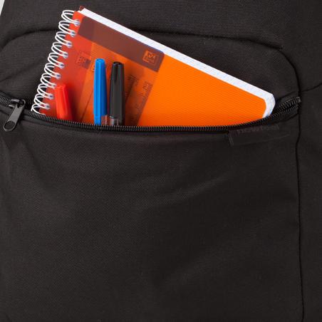 תיק גב דגם Abeona 17 ל' - שחור