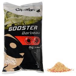Grundfutter Gooster Barbe 2 kg