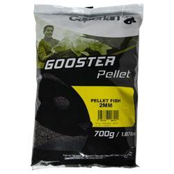 Pellets voor vaste hengel Gooster pellet vis 700 g 2 mm