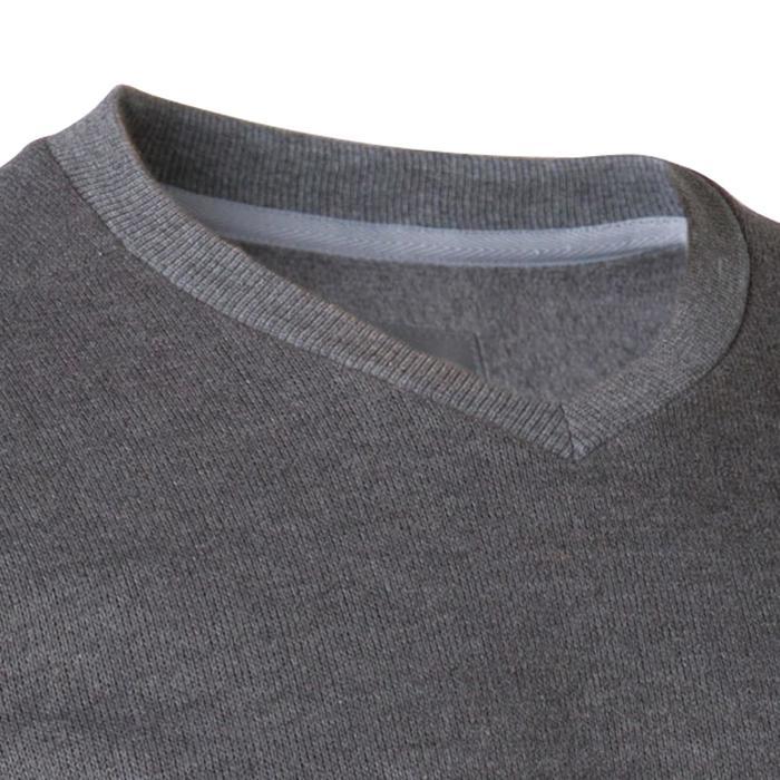 男款健行立領針織衫NH150