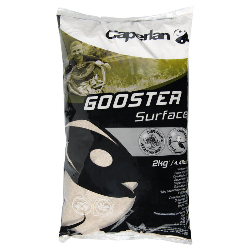 Still fishing groundbait GOOSTER SURFACE 2 KG