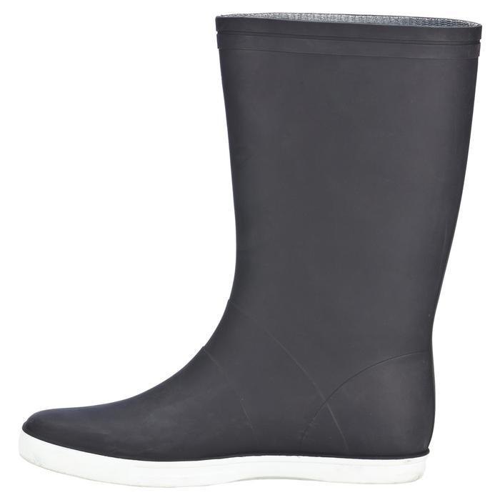 Zeillaarzen B100 voor volwassenen blauw