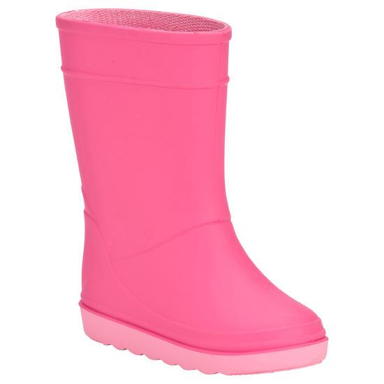 Zeillaarzen voor kinderen B100 - 507765