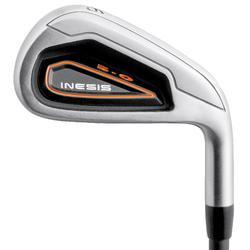 Iron per stuk golfclub heren rechtshandig 5.0 shaft grafiet