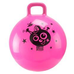Balón saltador 45 cm rosa