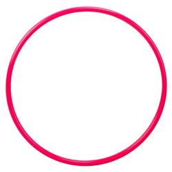 Aro de Gimnasia Rítmica de 50 cm rosa