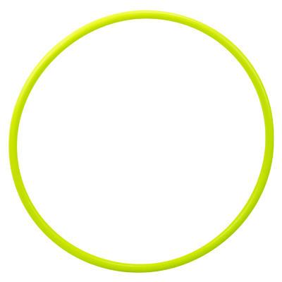 Aro de 50 cm para Gimnasia Rítmica verde