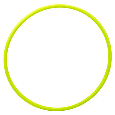 Rhythmic Gymnastics Hoop 50 cm - Green