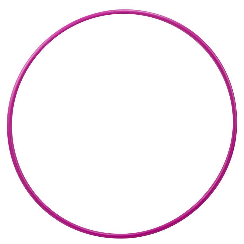Aro de Gimnasia Rítmica de 75 cm violeta